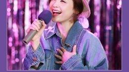 Jeon Mi Do Violet Fragrance Cover