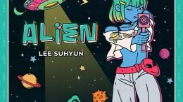 LEE SUHYUN ALIEN Cover