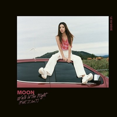 MOON Walk In The Night Cover