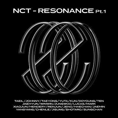 NCT U 2nd Album RESONANCE Cover