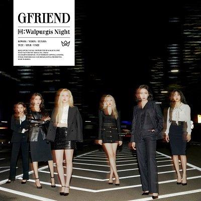 GFRIEND 3rd Album Cover