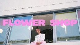 Grizzly Flower Shop Cover