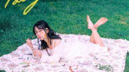 Kim A hyun Firework Cover