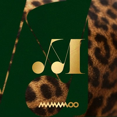 MAMAMOO 10th Mini Album Cover