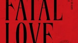 MONSTA X 3rd Album Fatal Love Cover