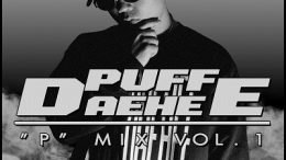 Puff Daehee P Mix Cover