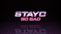 STAYC 1st Single Album Cover