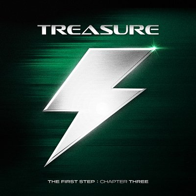 TREASURE 3rd Single Album Cover
