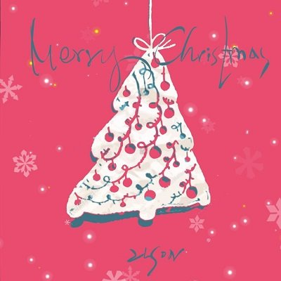 2LSON Merry Christmas Cover