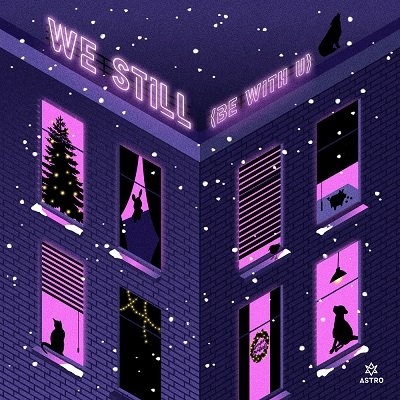 ASTRO We Still Be With U Cover