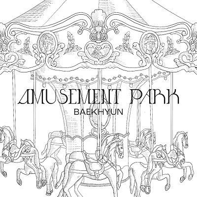 BAEKHYUN Amusement Park Cover