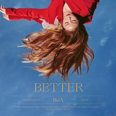 BoA 10th Album Cover