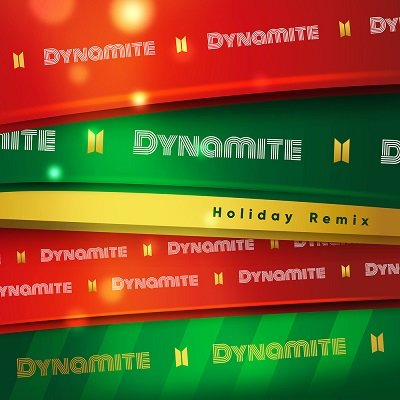 BTS Dynamite Holiday Remix Cover