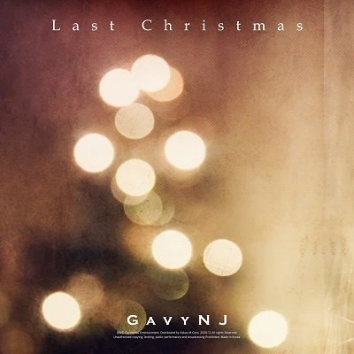 Gavy NJ Last Christmas Cover