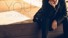 KIM JONG JIN MISS YOU Cover