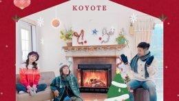 KOYOTE Odd imagination Cover