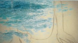 Leebull White Ocean Cover