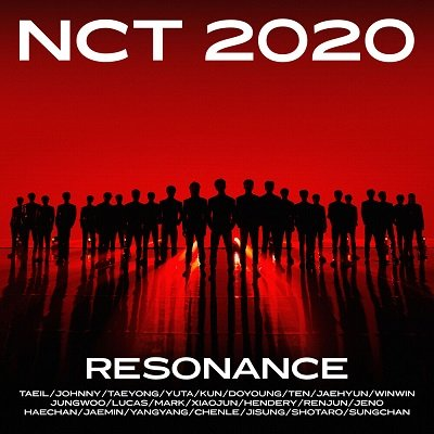NCT 2020 RESONANCE Cover