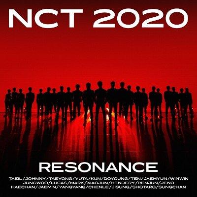 NCT 2020 RESONANCE Cover