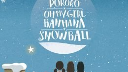 OH MY GIRL BANHANA SNOW BALL with Pororo, Loopy Cover