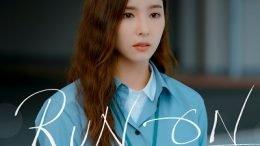SOLAR Run On OST Part 3 Cover
