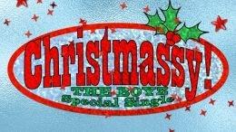 THE BOYZ Christmassy Cover