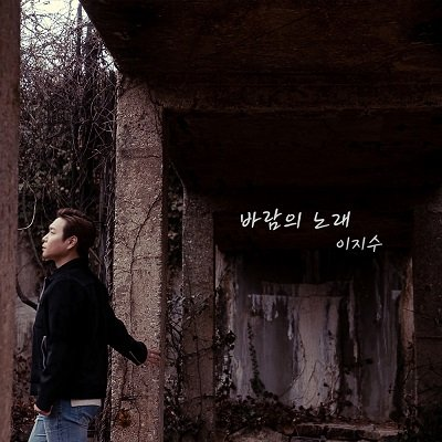 LEE JI SU Song of the wind Cover