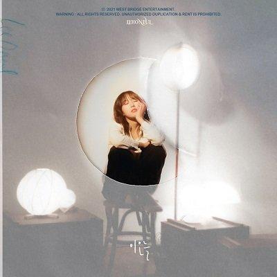 Lee O Neul Dawn Moon Cover