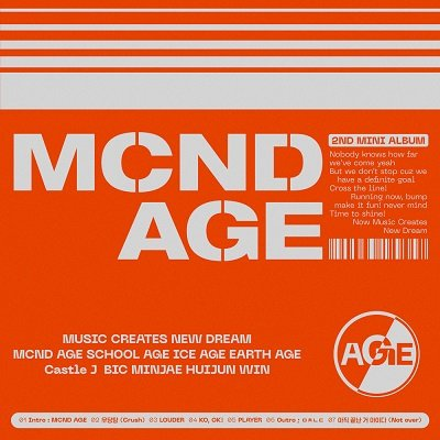 MCND Crush Cover