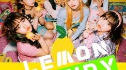 Pink Fantasy Lemon Candy Cover