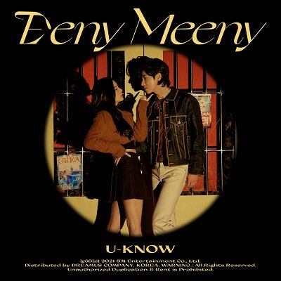 U-KNOW Eeny Meeny Cover