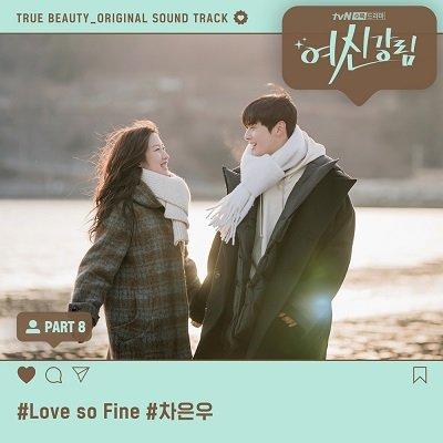 CHA EUNWOO True Beauty OST Part 8 Cover