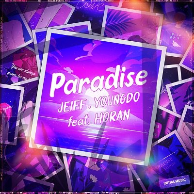 Jeiff & Young Do Paradise Cover