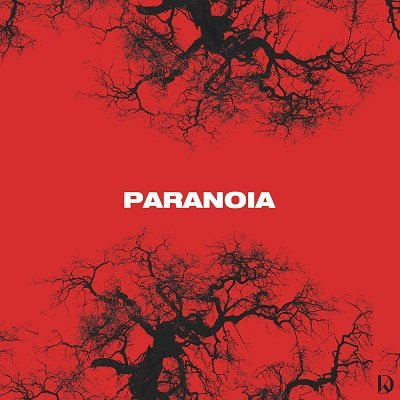 KANGDANIEL PARANOIA Cover