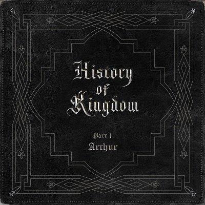 KINGDOM Excalibur Cover
