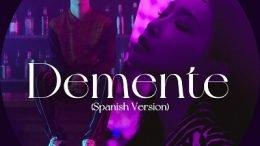 CHUNG HA & Guaynaa Demente Spanish Ver Cover