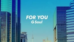 GSoul For You Cover
