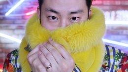 Jiho Givenchy Wu- Tang Cover