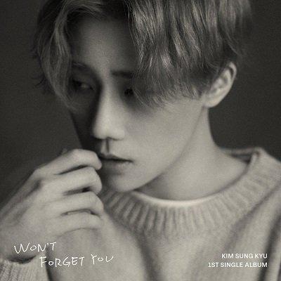 Kim Sung Kyu HUSH Cover