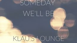 Klaus Lounge SOMEDAY WELL BE Cover
