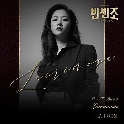 LA POEM Vincenzo OST Part 4 Cover