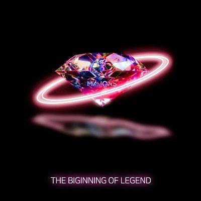 MAJORS 1st Single Album Cover