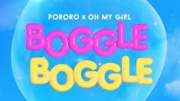 OH MY GIRL Boggle Boggle Cover