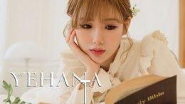 Yehana Pray Cover
