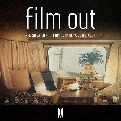 BTS Film out Cover
