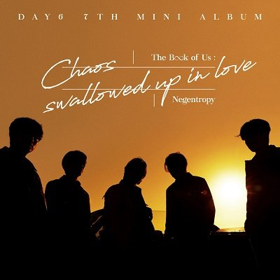DAY6 7th Mini Album Cover