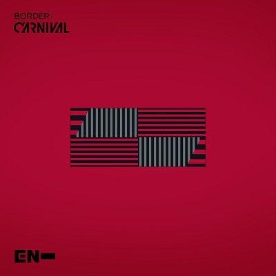 ENHYPEN BORDER CARNIVAL Cover