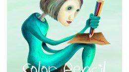 KIM KYU JONG Color pencil Cover