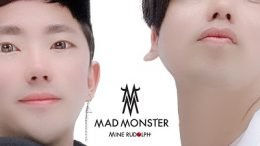 Mad Monster Mine Rudolph Cover