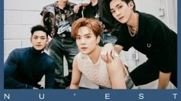 NUEST INSIDE OUT Cover